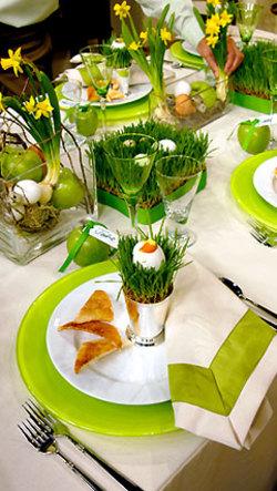 Húsvéti asztal díszei - Abroszguru.hu a terítő webáruház