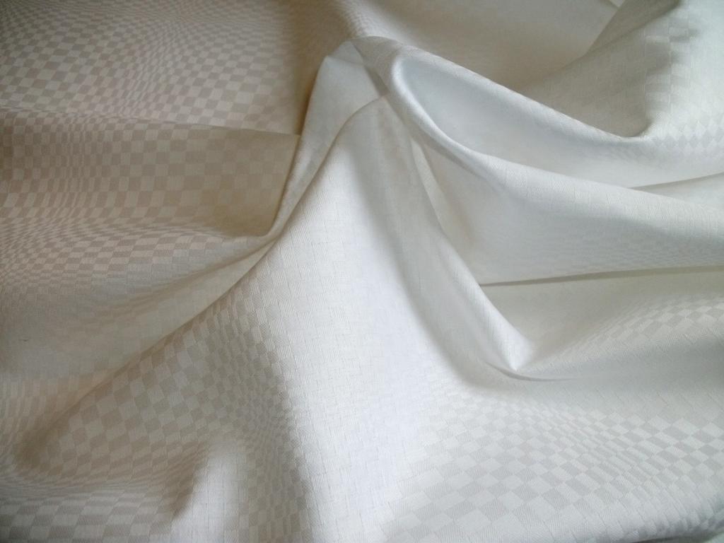 Orion abrosz Vasarely mintás fehér