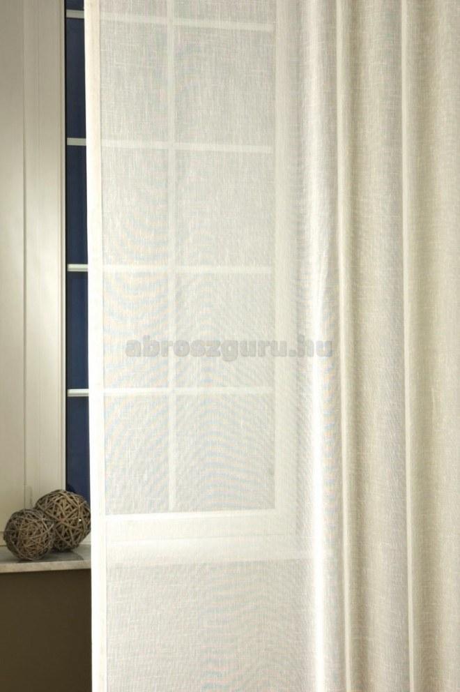 Lara sable-Bézs átlátszó függöny