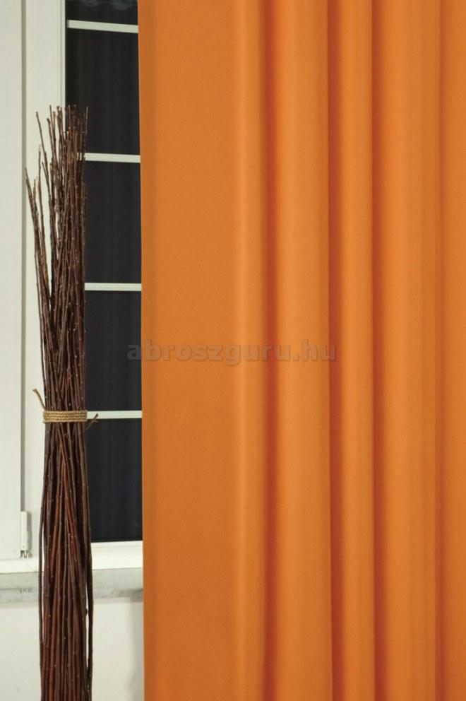 Príma Blackout Üni-Narancs 22-sötétítő-függöny