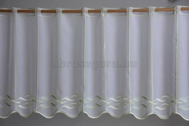 FÜGGÖNY méretre - Vitrázs függöny - Abrosz 7c35033596